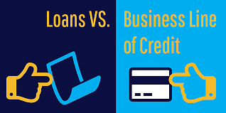 Line of Credit vs Loan