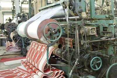 textile industry in India