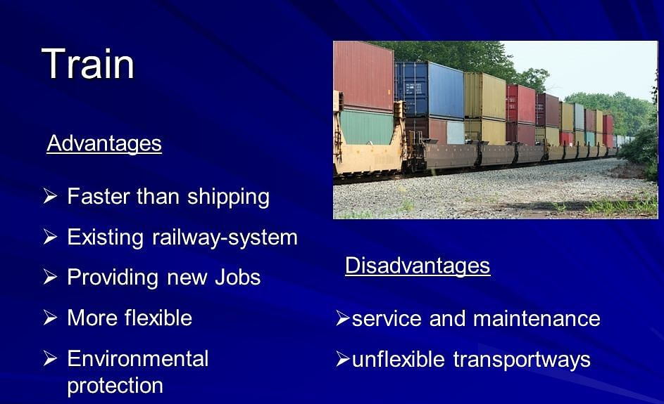 transport goods