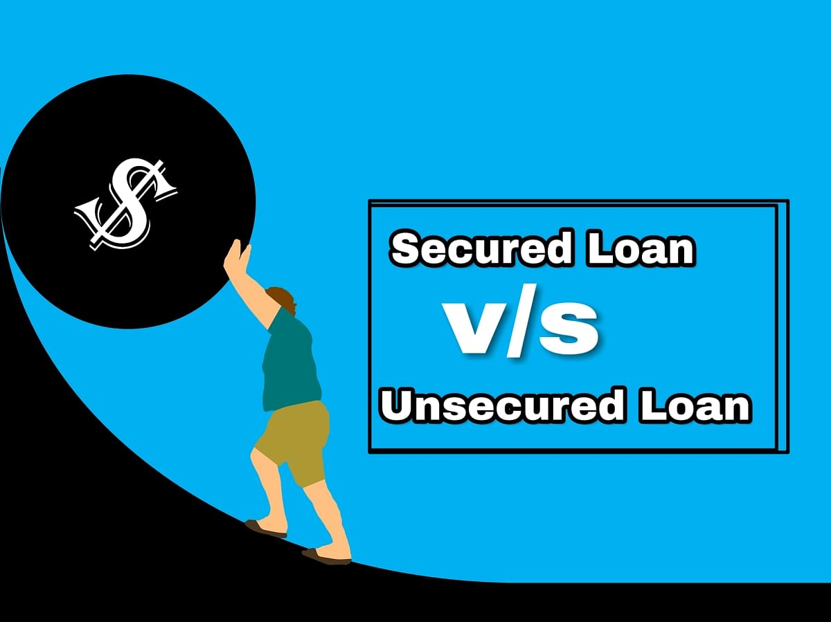 Unsecured Business Loan, Secured Business Loan