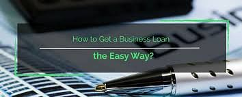 How to get business loan?