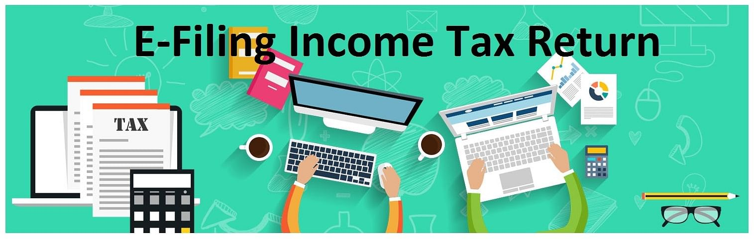 Income tax e filing