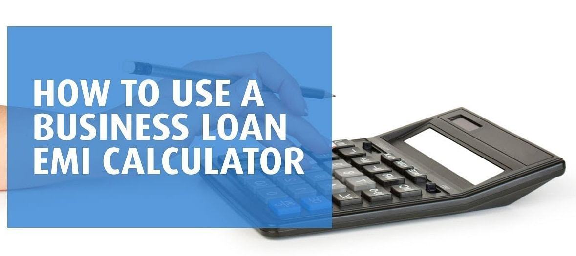 Business loan emi calculator