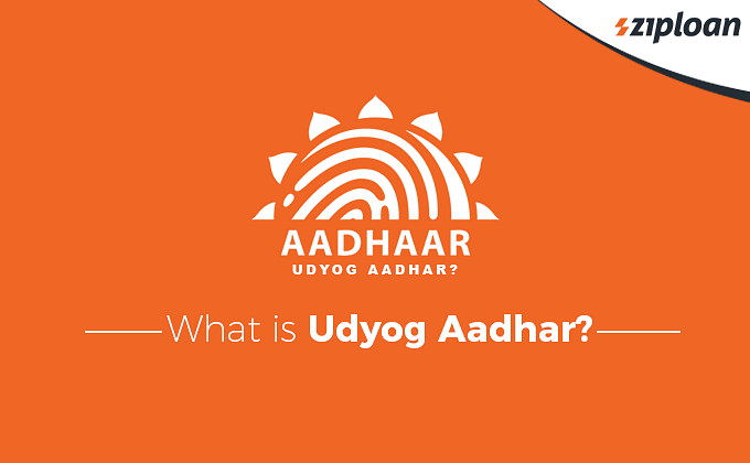 What is Udyog Aadhar registration?
