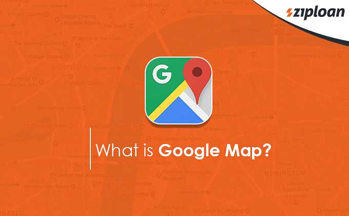 what is google map