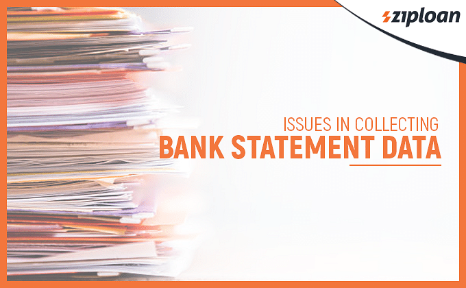 issues in collecting bank statements