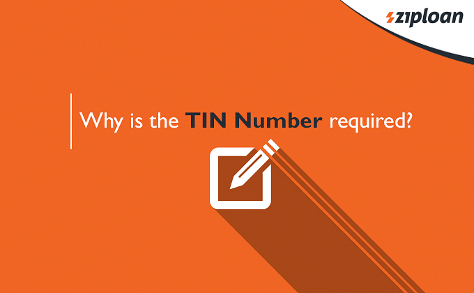 TIN Number required