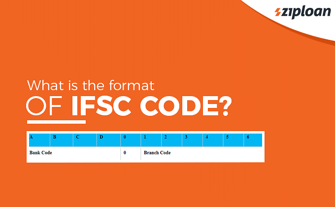 format of IFSC code