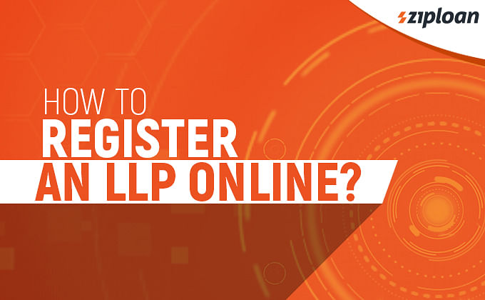 how to register LLP online
