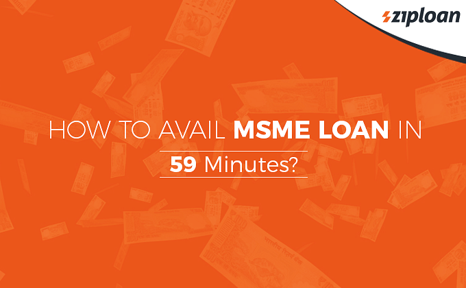 avail MSME loan in 59 minutes