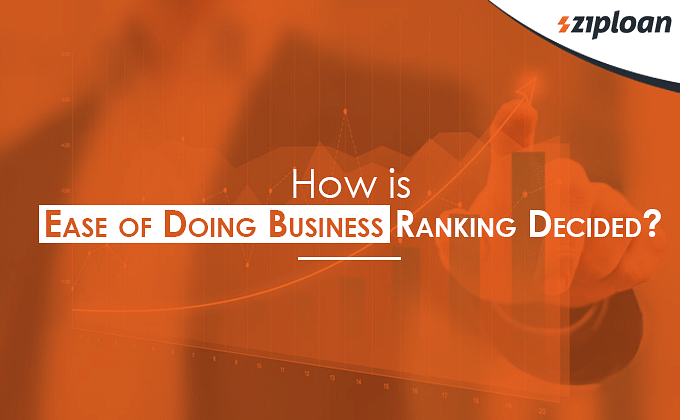 How is Ease of Doing Business Ranking Decided