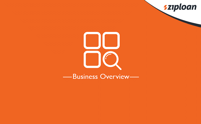 business overview in business plan
