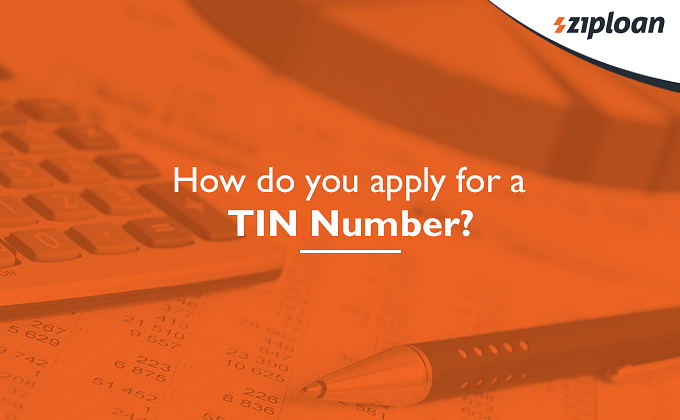 how to apply for tin number