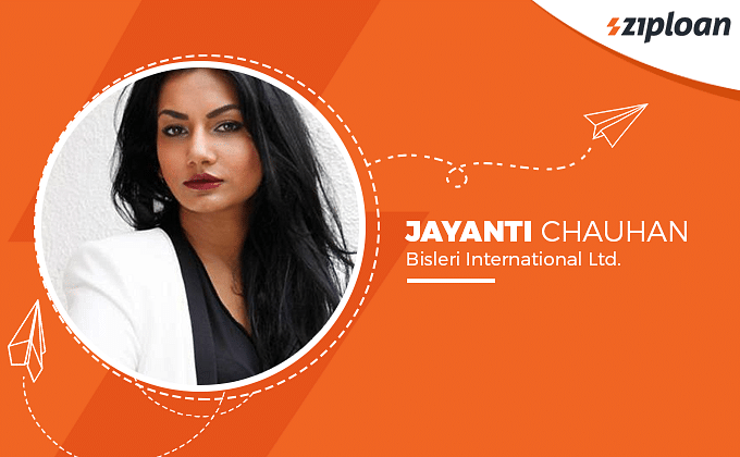Jayanti Chauhan – Bisleri Internation Pvt. Ltd.