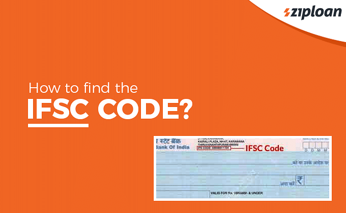 find the IFSC code