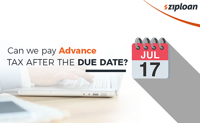 Can we pay Advance Tax after the due date?