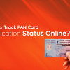 PAN card application status