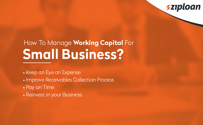 how to manage working capital