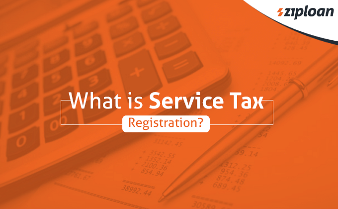 What is Service Tax Registration?