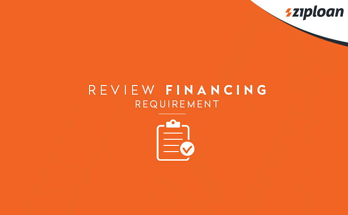 Review Financing Requirement