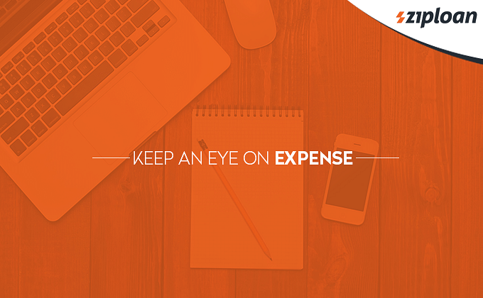 Keep an Eye on Expense