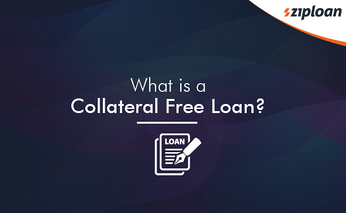 Collateral Free Loan
