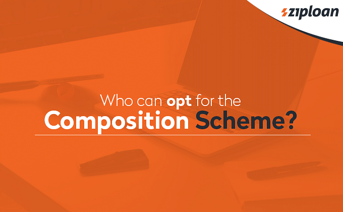 Who can opt for the GST Composition Scheme