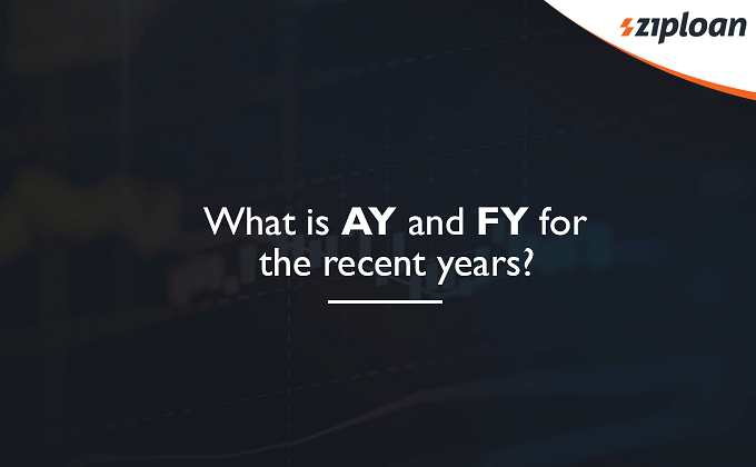 AY and FY for the recent years