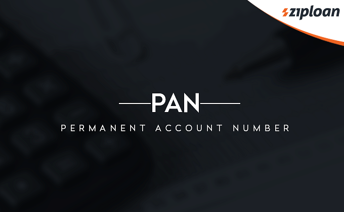 PAN Permanent Account Number
