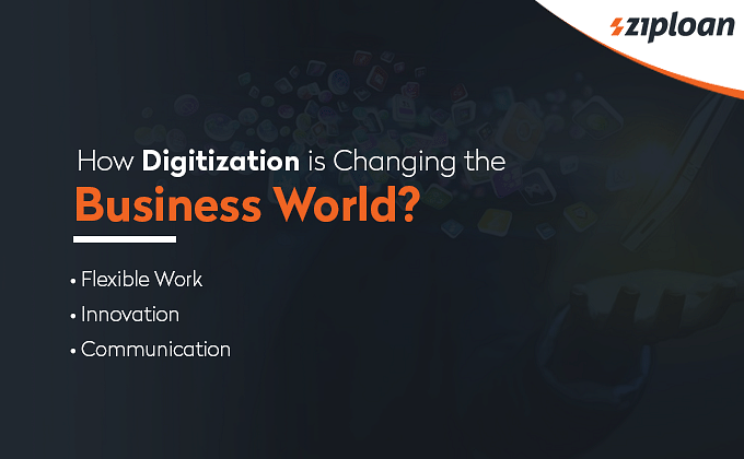 Digitization is Changing the Business World