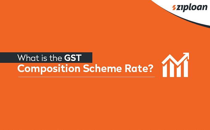 GST Composition Scheme Rate