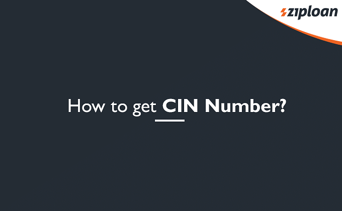 How to get CIN Number