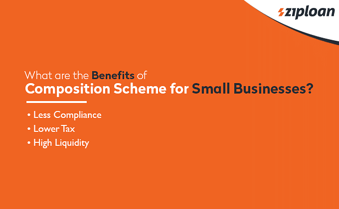 Benefits of GST Composition Scheme for Small Businesses