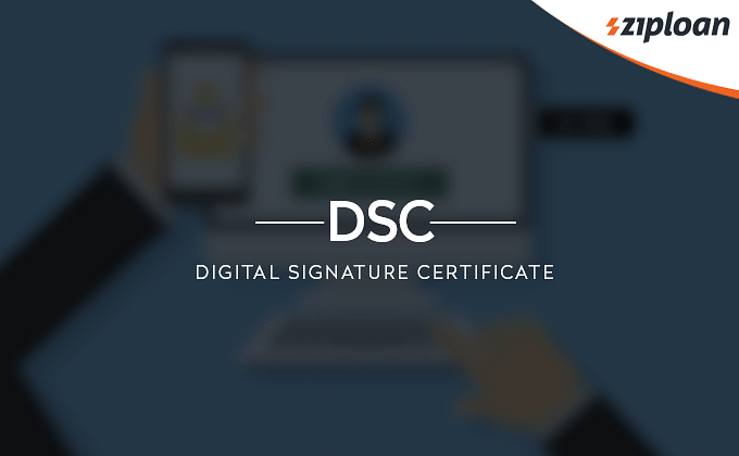 DSC Digital Signature Certificate