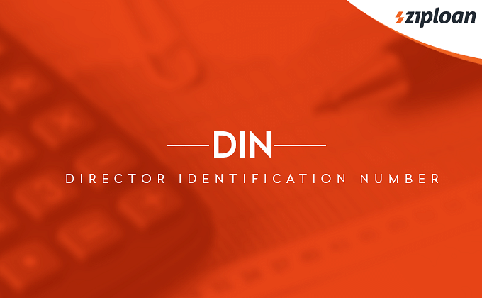 DIN Director Identification Number
