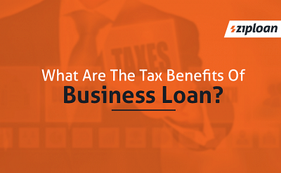 tax benefits of business loan