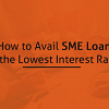 SME business loan