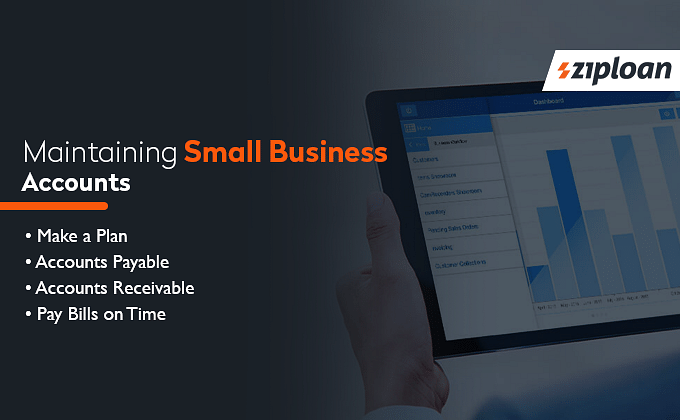 Maintaining Small Business Accounts