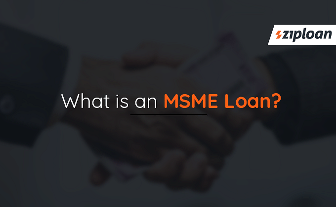 What is an MSME Loan?