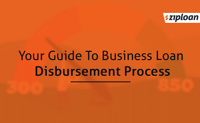 Business loan disbursement process