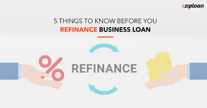 Business Loan Refinance