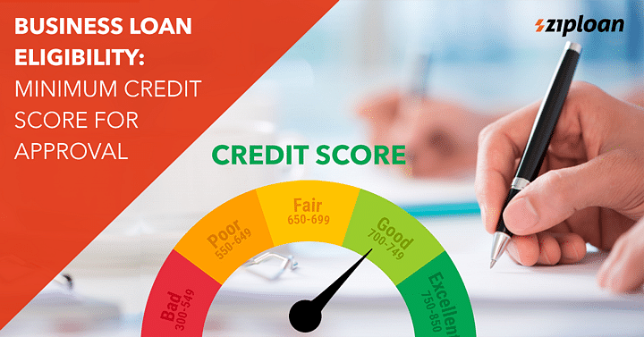 credit score for business loan