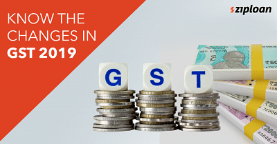 Changes In GST