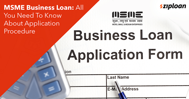 MSME business loan
