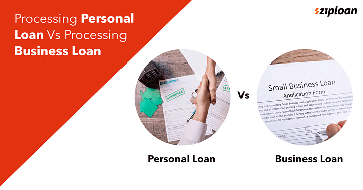 Processing-Personal-Loan-Vs-Processing-Business-Loan