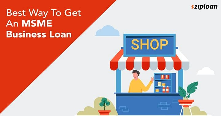 Best Way to Get MSME Loan