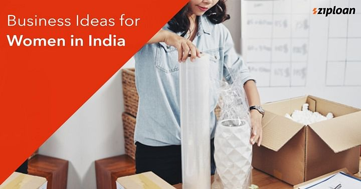 Business Ideas for Women in India