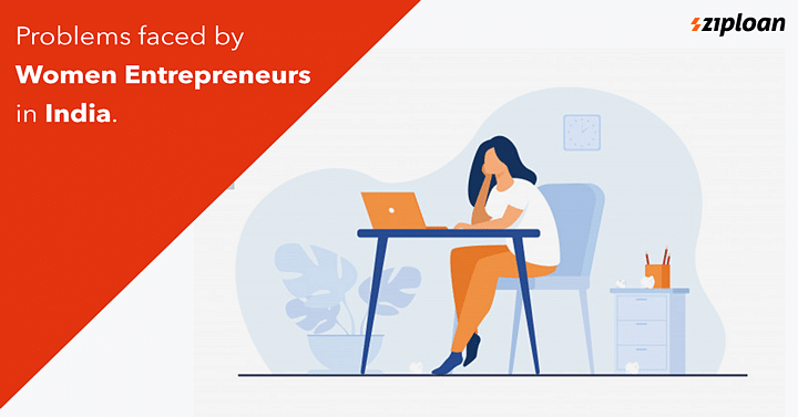 Problems-faced-by-Women-Entrepreneurs-in-India-Infographic
