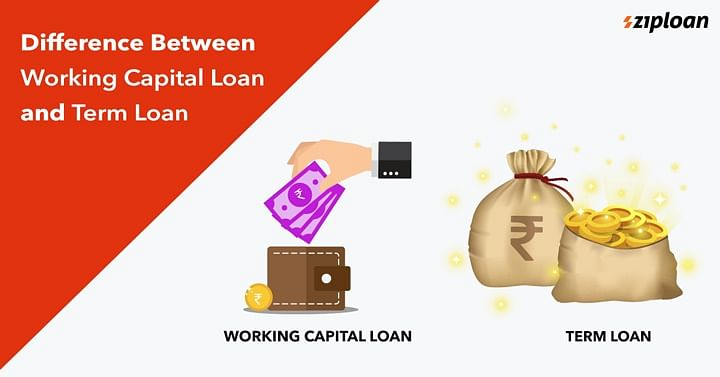 difference between working capital and term loan