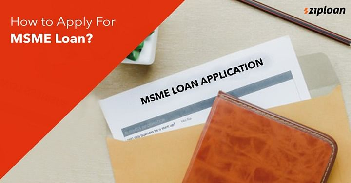 how to apply for msme loan